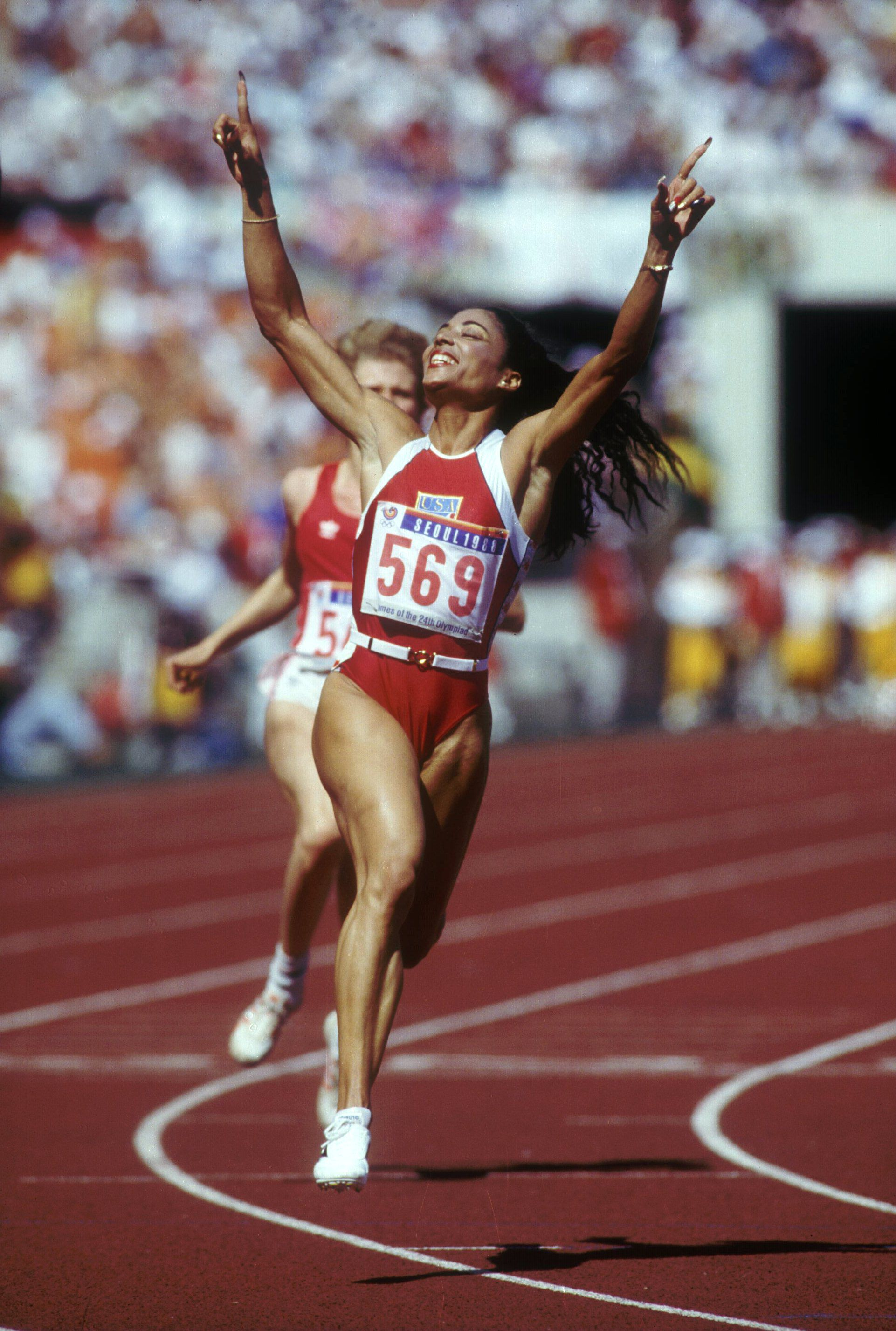 Florence Griffith Joyner 5 Olympic medals nudes (49 fotos) Fappening, 2015, legs