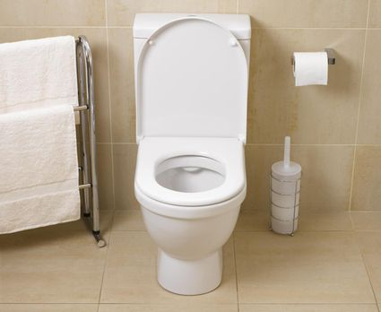 How a Pressure-Assisted Toilet Works