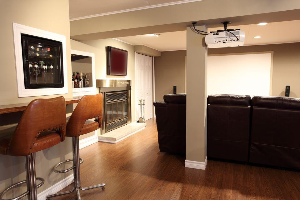 average basement finishing cost