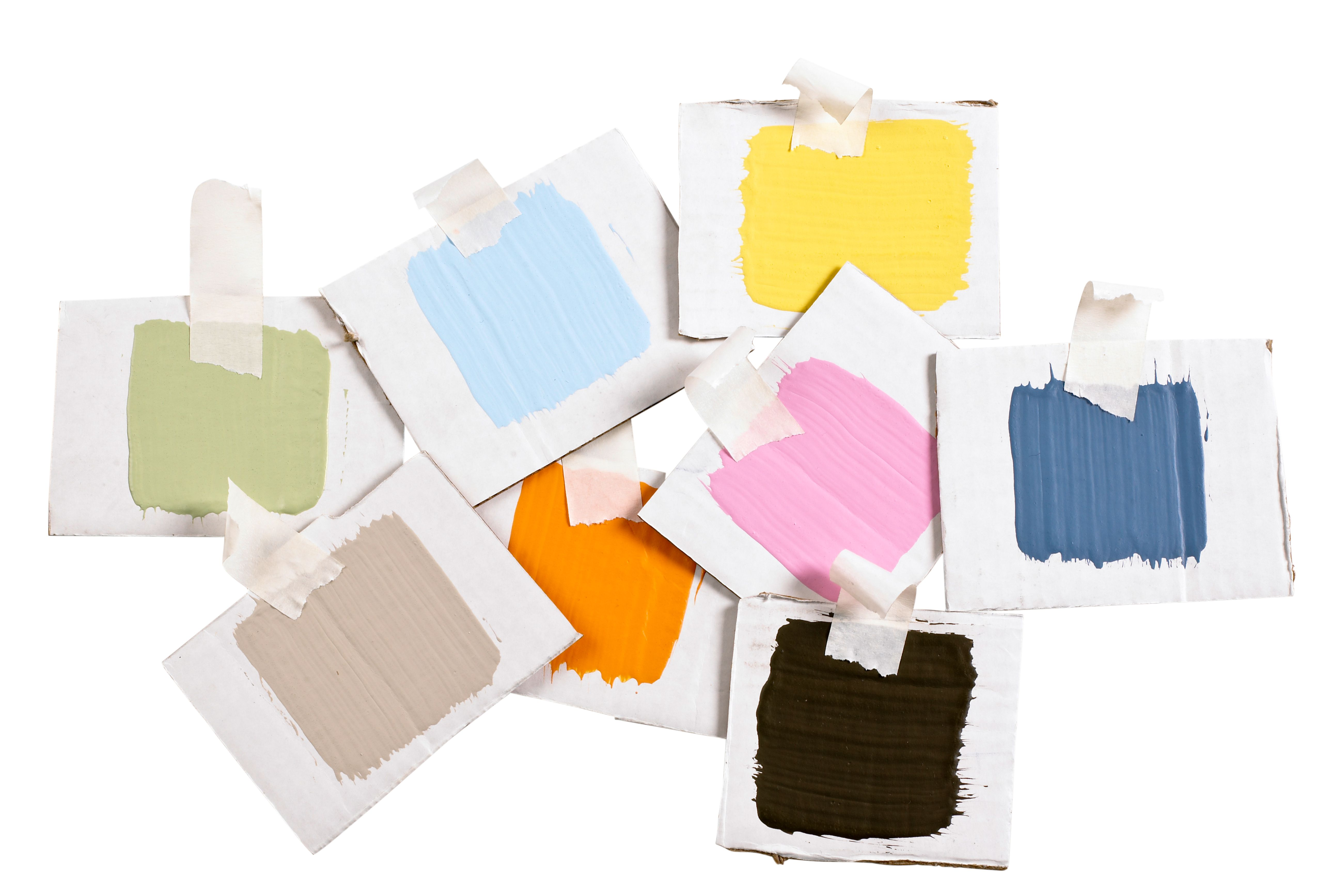 Paint Color Samples What You Need to Know