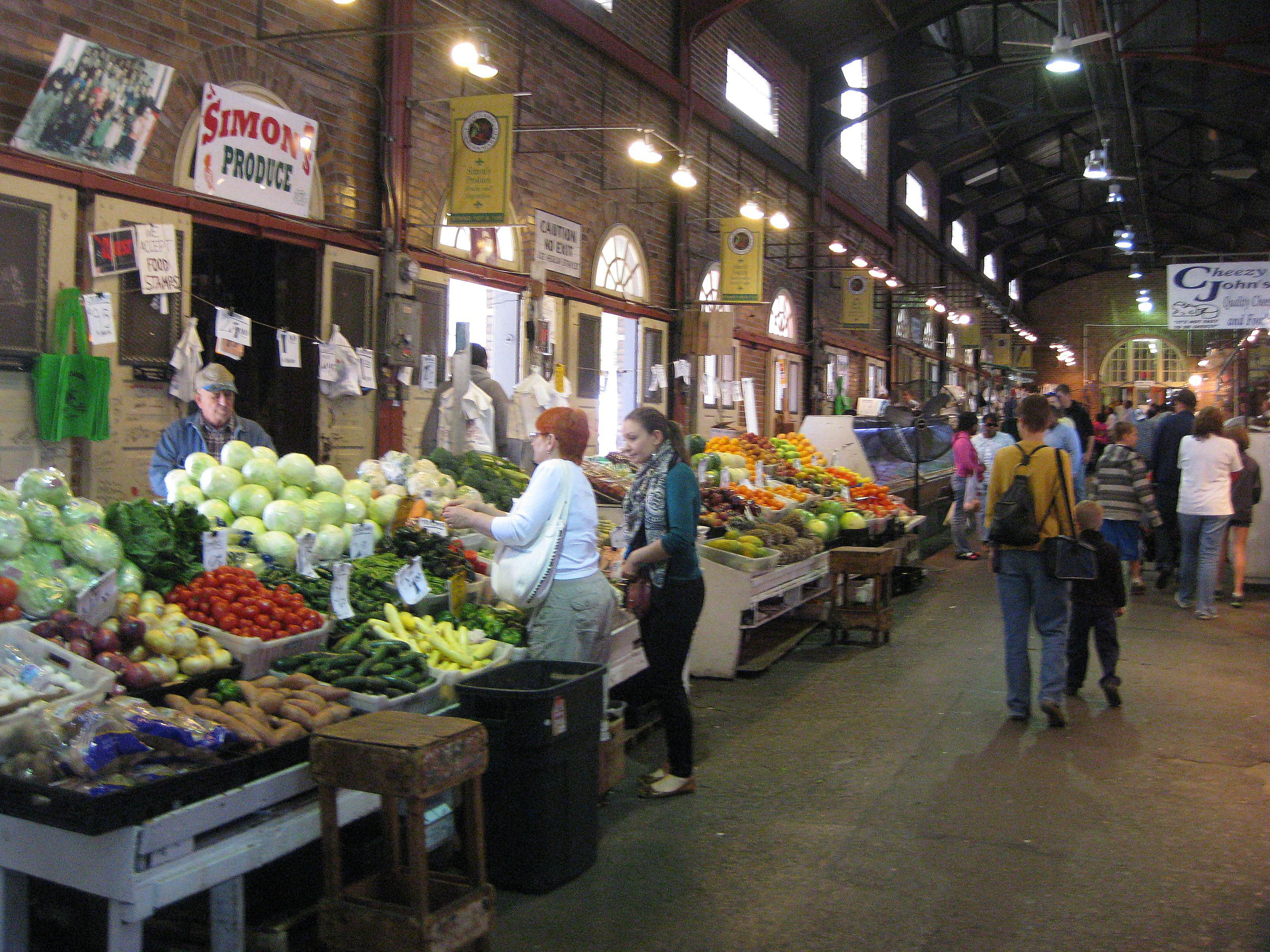 The Best Farmers Markets In The St Louis Area - The 10 freshest farmers markets in canada