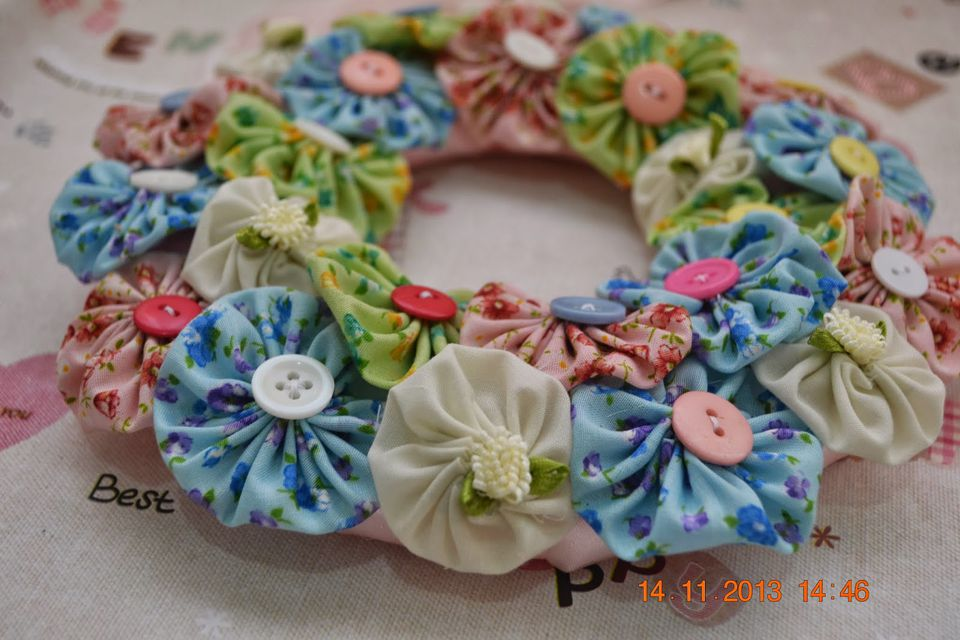 What To Do With Yo Yos For Sewing Projects