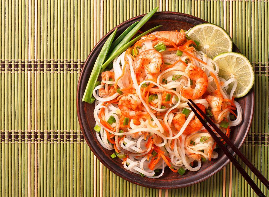 Thai Noodle/Pasta Salad