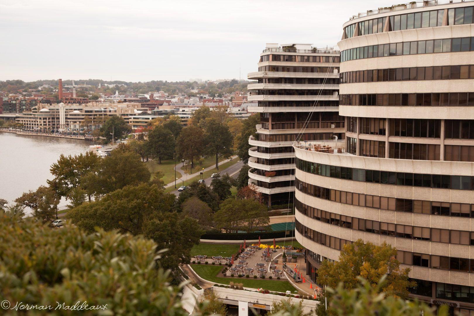 Hotels Near The Watergate In Washington Dc