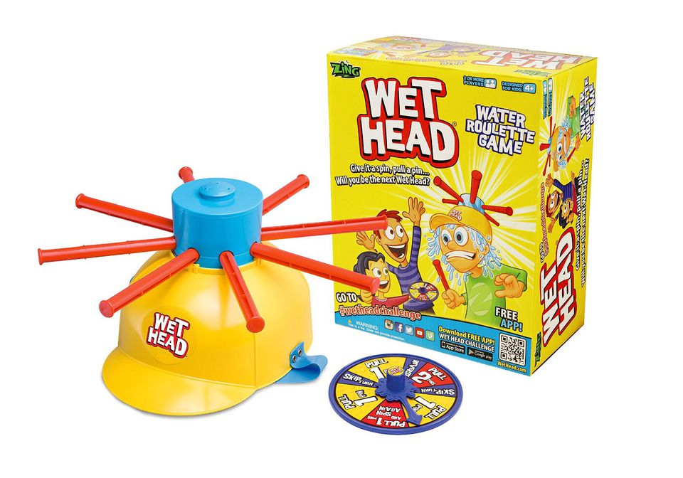 Wet Head Game from Zing Toys