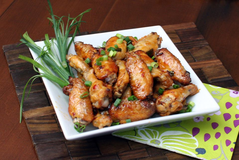 cajun spicy wings