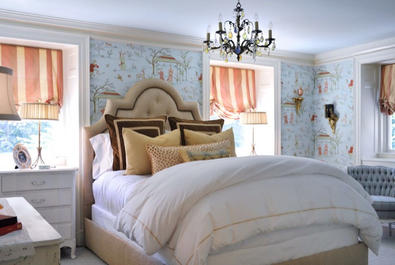 french country style bedroom. french country bedroom desigh with ...