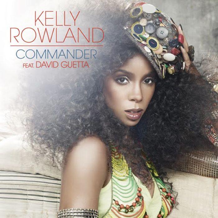 Kelly Rowland Commander David Guetta