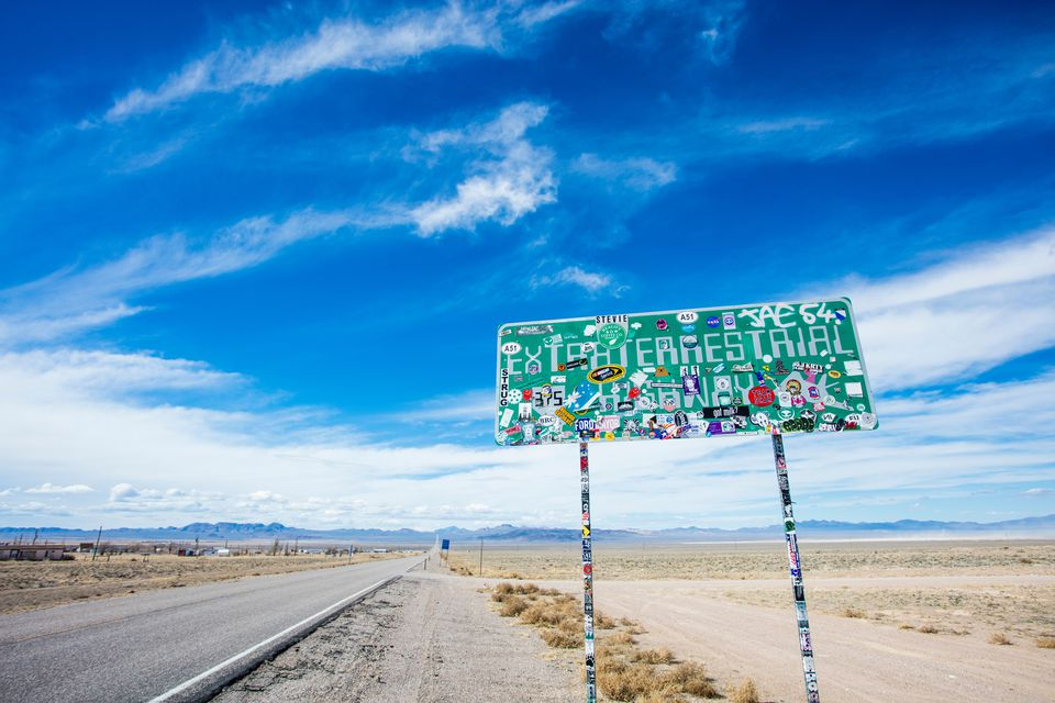 Nevada S Area 51 Ufo Capitol Of The World