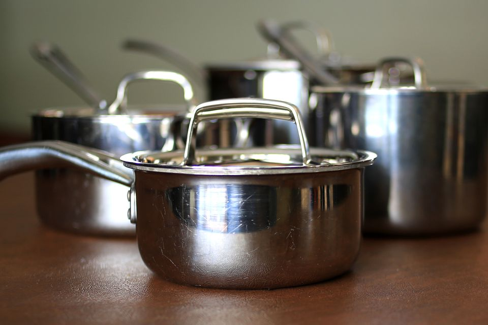 Commonly Used Pans for Cooking