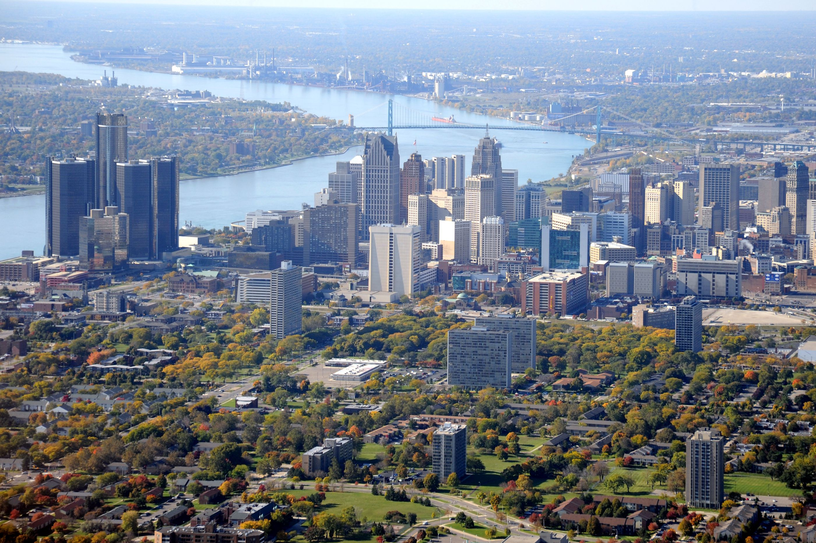 Tourist Attractions In Midwest Cities - Famous cities in usa