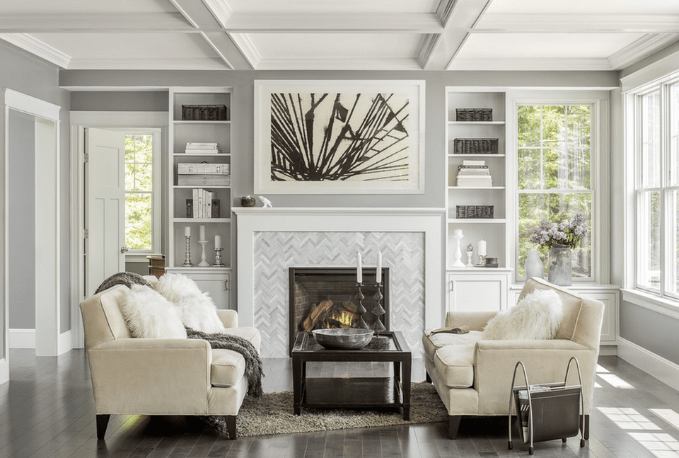 living room fireplaces 20 beautiful living rooms with fireplaces 10860