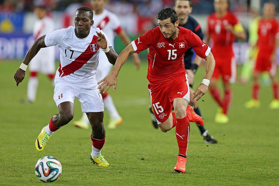 Peru national soccer team