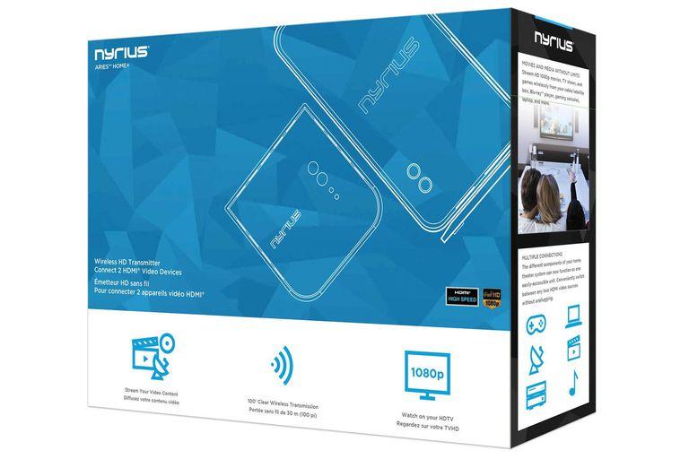 Nyrius Aries Home+ Model NAVS502 - Retail Box