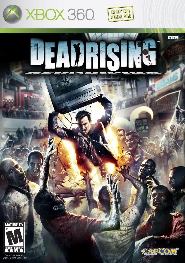 Dead Rising 1 box