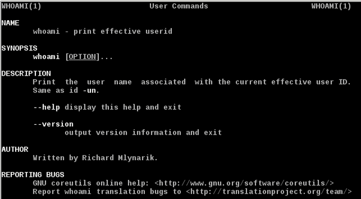 Display User Information Within Linux Using The Id Command