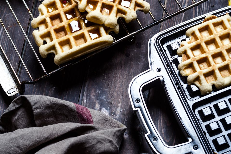 The 7 Best Waffle Makers To Buy