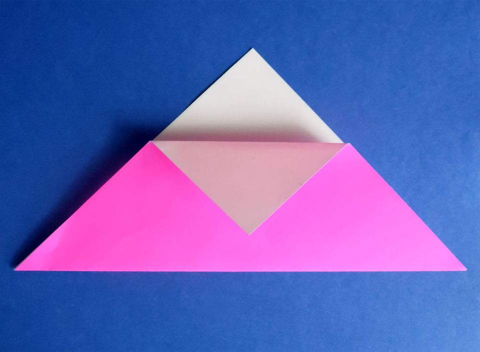 Easy DIY Origami Cupcake Birthday Card – How to Make Paper Birthday Cards