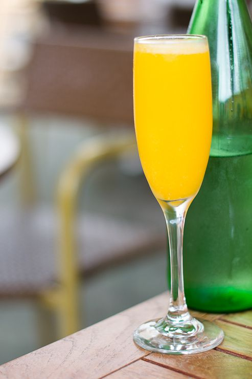 Classic Mimosa Cocktail