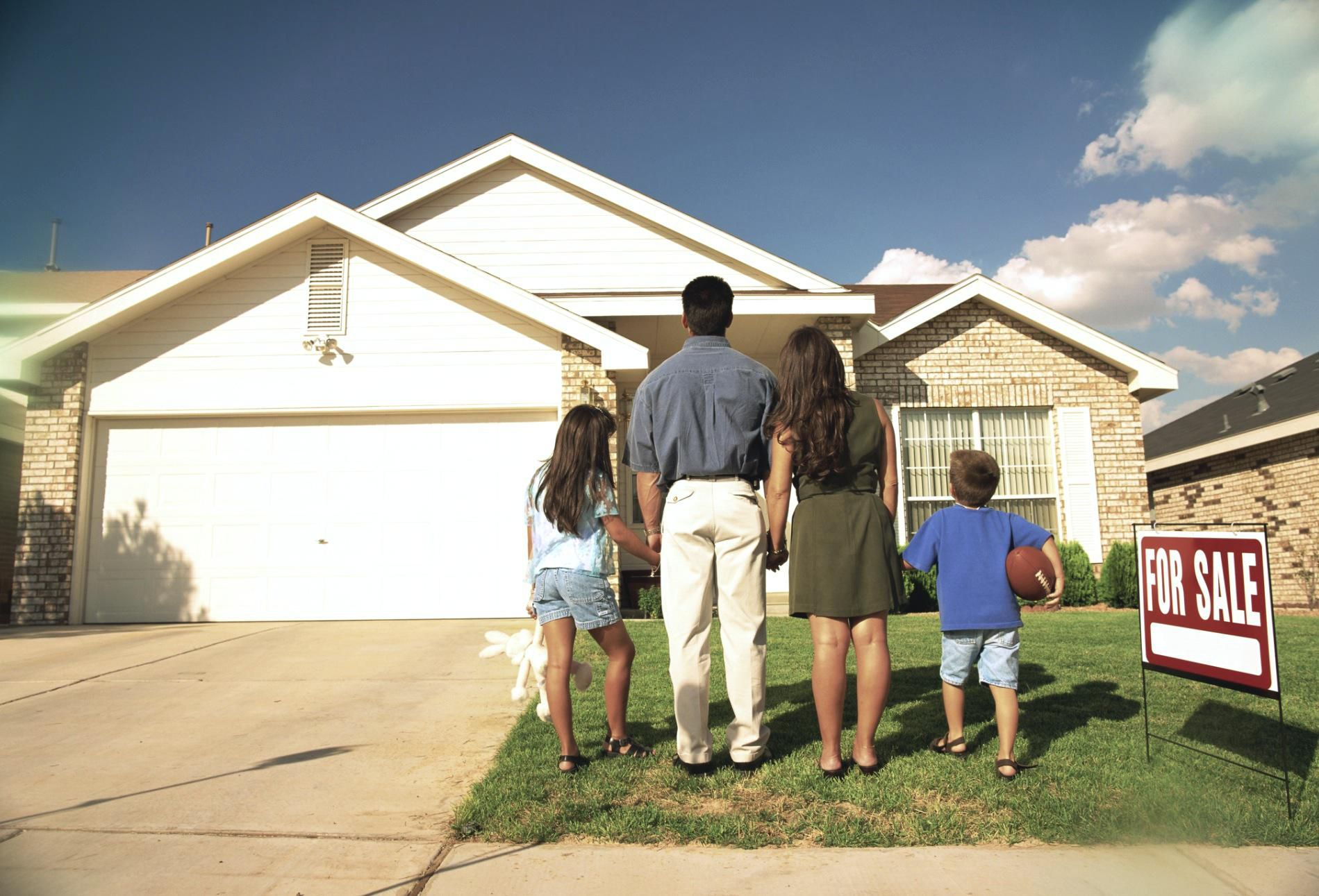 Real Estate Security Value New Home Owner