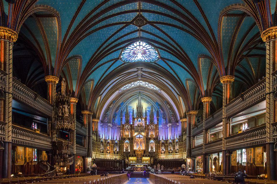Notre-Dame Basilica montreal
