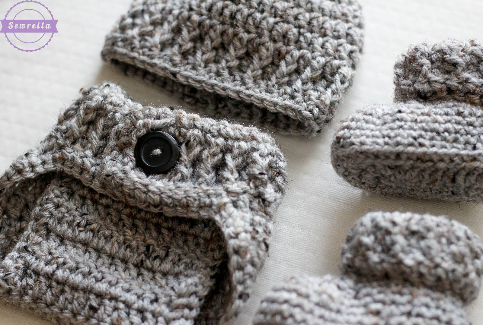 15 adorable baby accessory crochet patterns bankloansurffo Images
