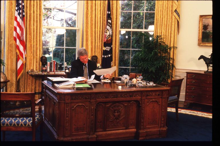 Bill Clinton Calls Senators On GATT