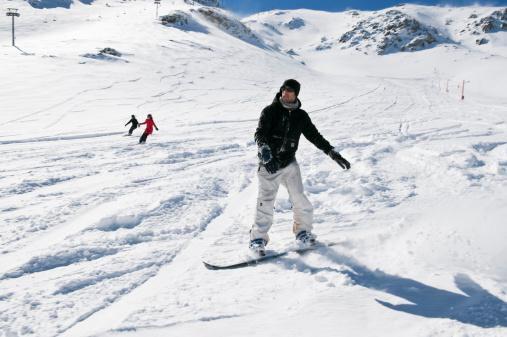 Snowboarding in Africa, Oukaimeden Ski Resort