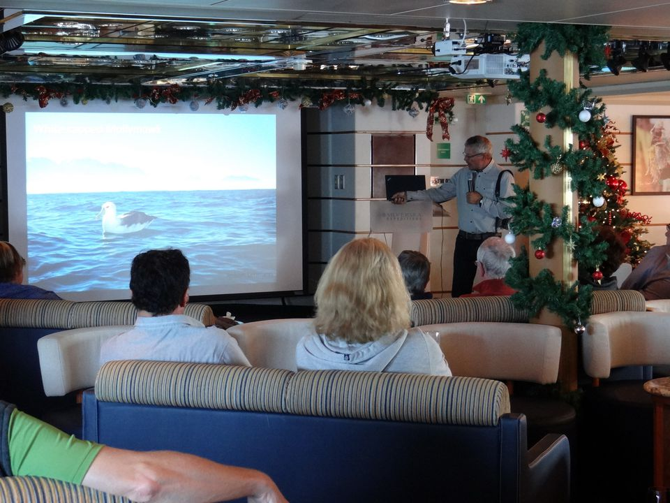 Things To Do Onboard The Silver Discoverer Cruise Ship - Silver discoverer