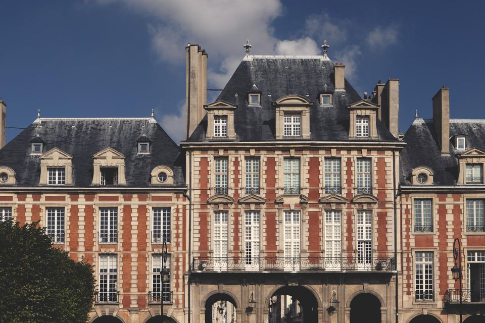 Place des Vosges Architecture at Place