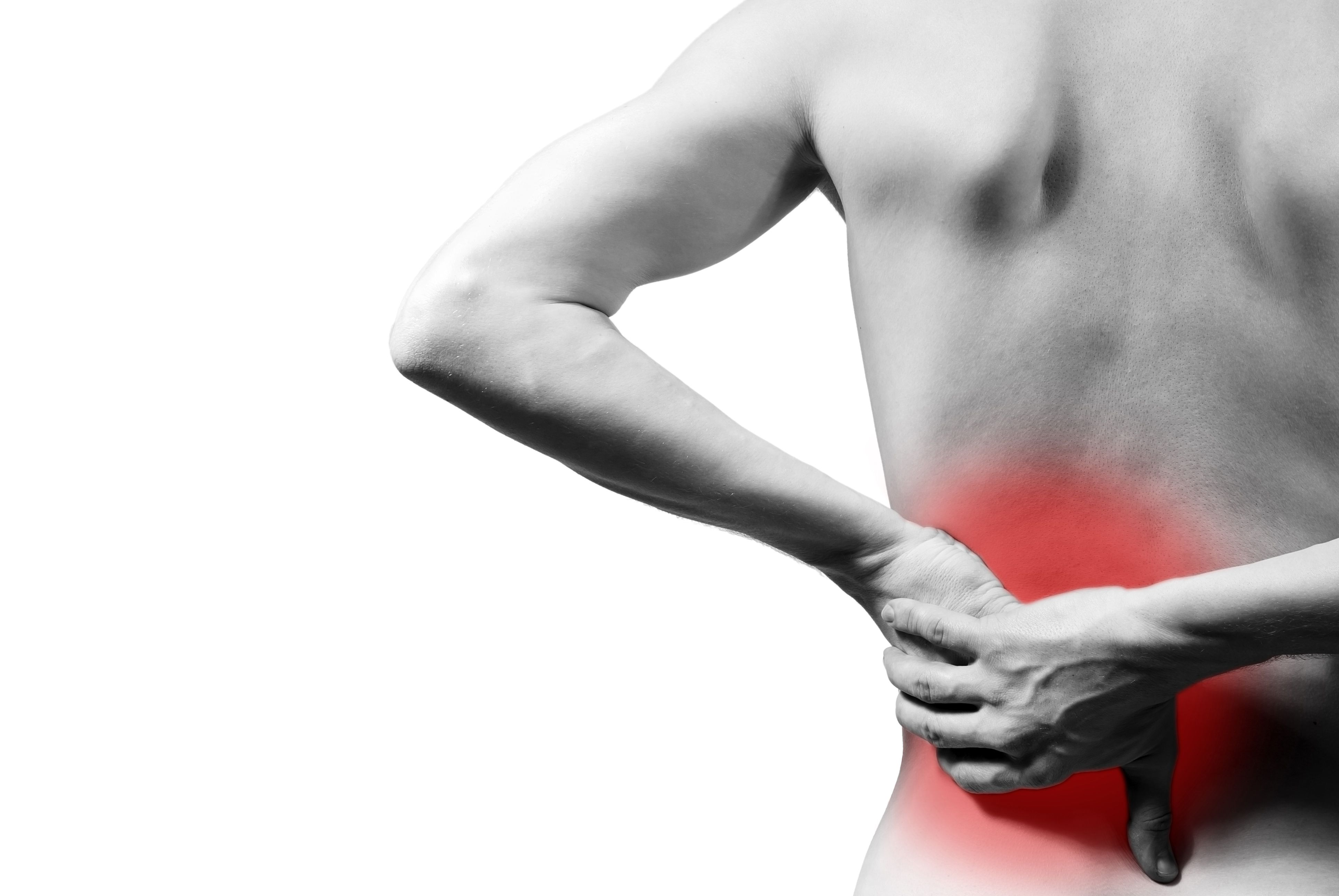 Referred Back Pain  U2014 4 Serious Causes