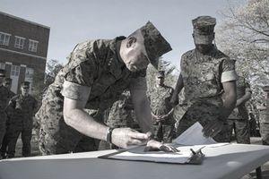 General Officer meeting
