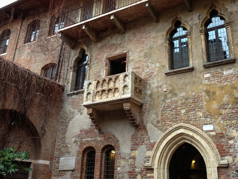Romeo and Juliets Balcony