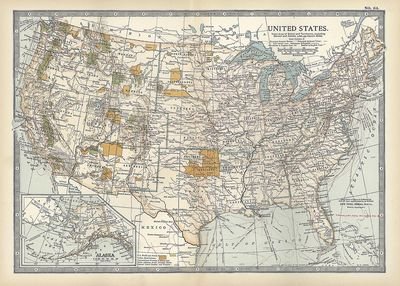 Definition Of Gadsden Purchase - Us map after the gadsen purchase