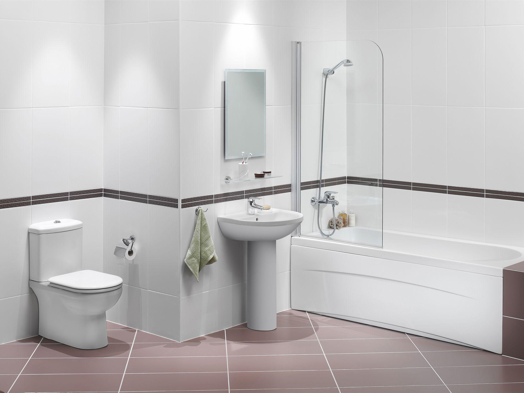 Bathroom floor tiles design ideas - Bathroom Floor Tiles Design Ideas 41