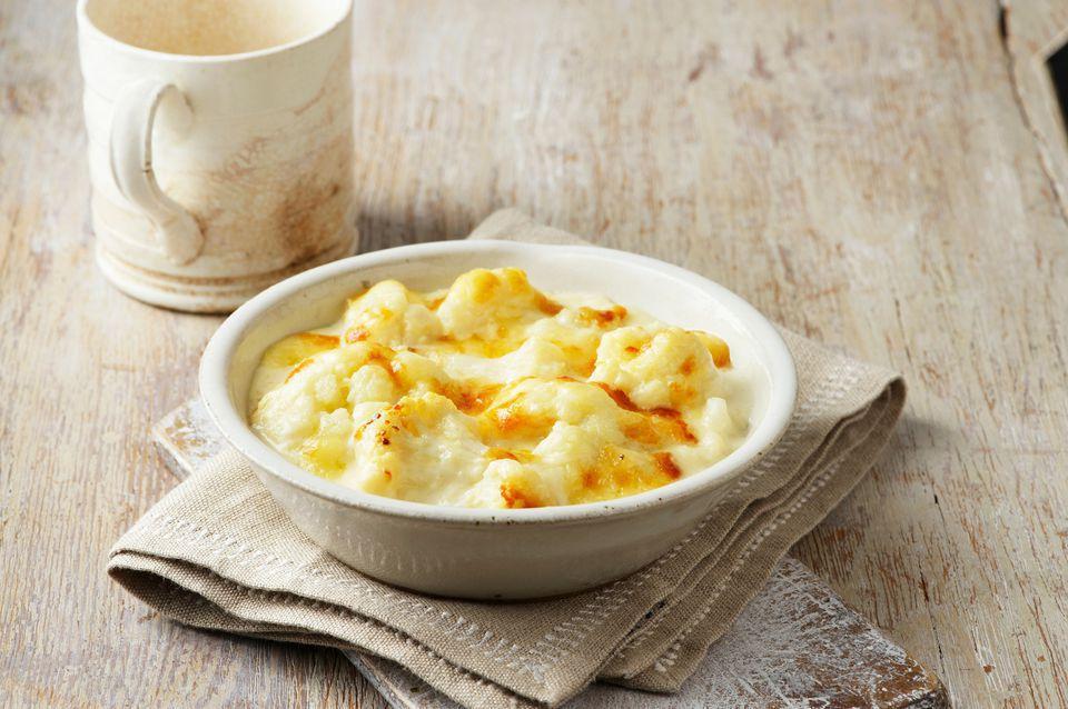 Cheesy Cauliflower