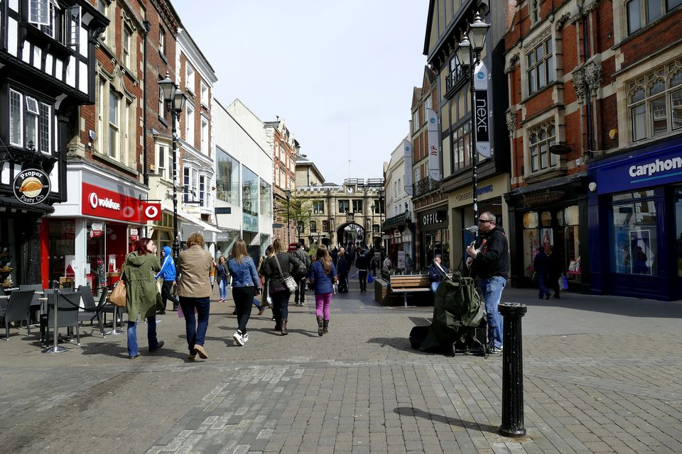 Quot The High Street Quot And High Street Fashion