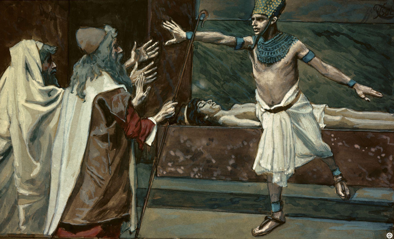 King Pharaoh Who Opposed Moses—Arrogant Egyptian Ruler
