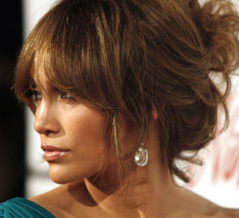 Celebrity Hairstyles Featuring Fringe Bangs