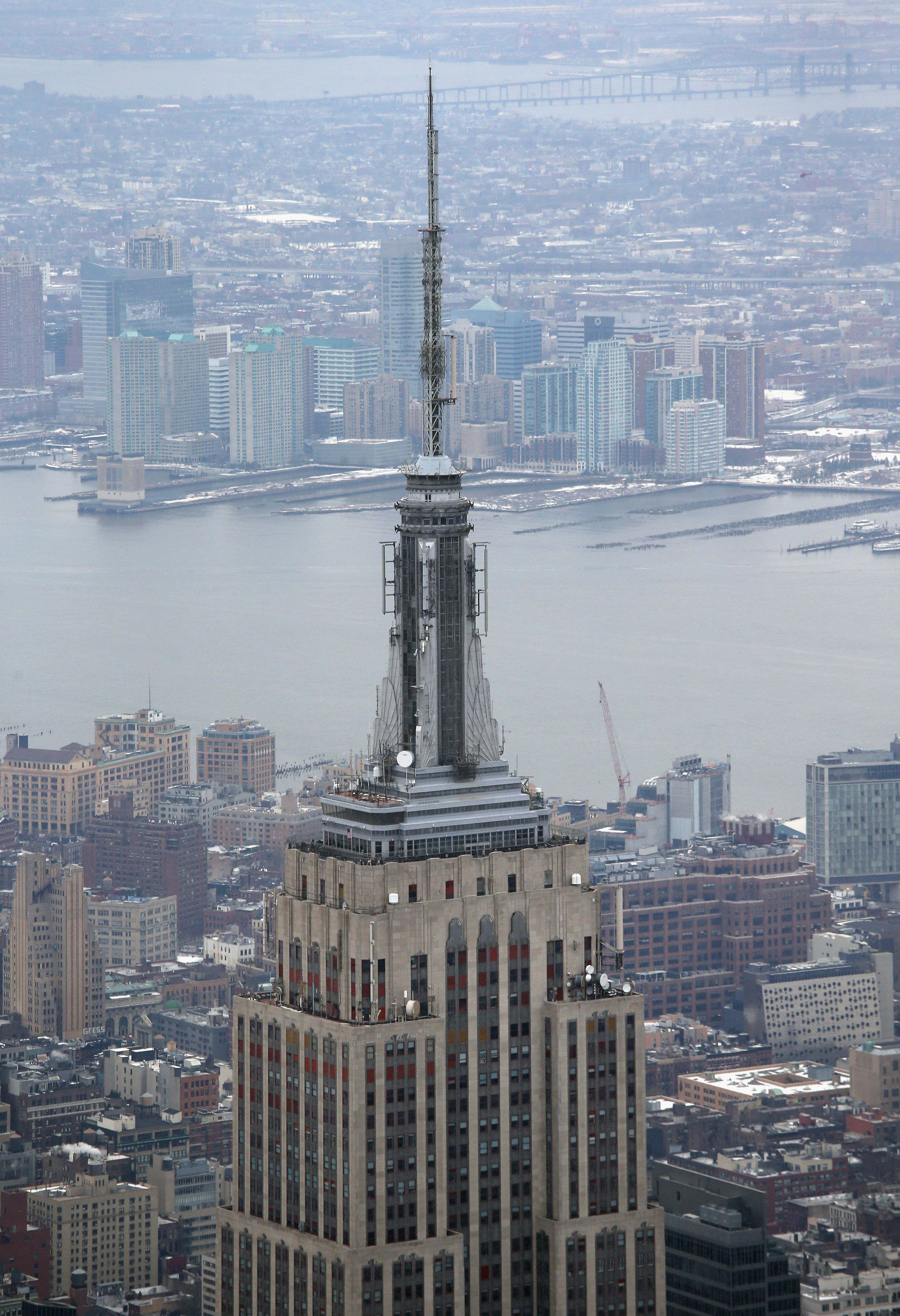 empire state building 39 s mooring mast. Black Bedroom Furniture Sets. Home Design Ideas