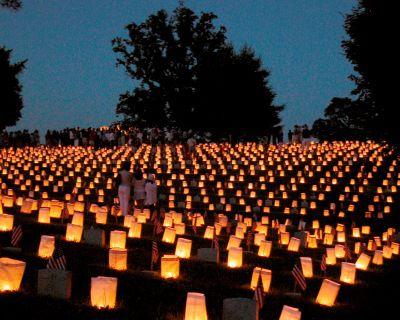 Fredericksburg National Cemetery - Fredericksburg, Virginia