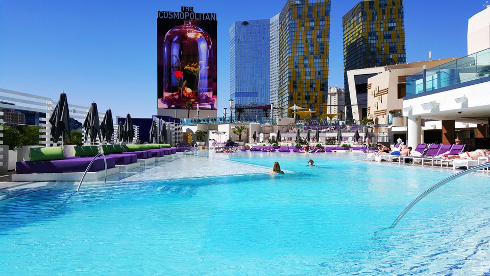 Blvd. Pool at Cosmopolitan of Las Vegas