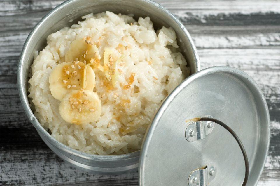 Coconut sticky rice