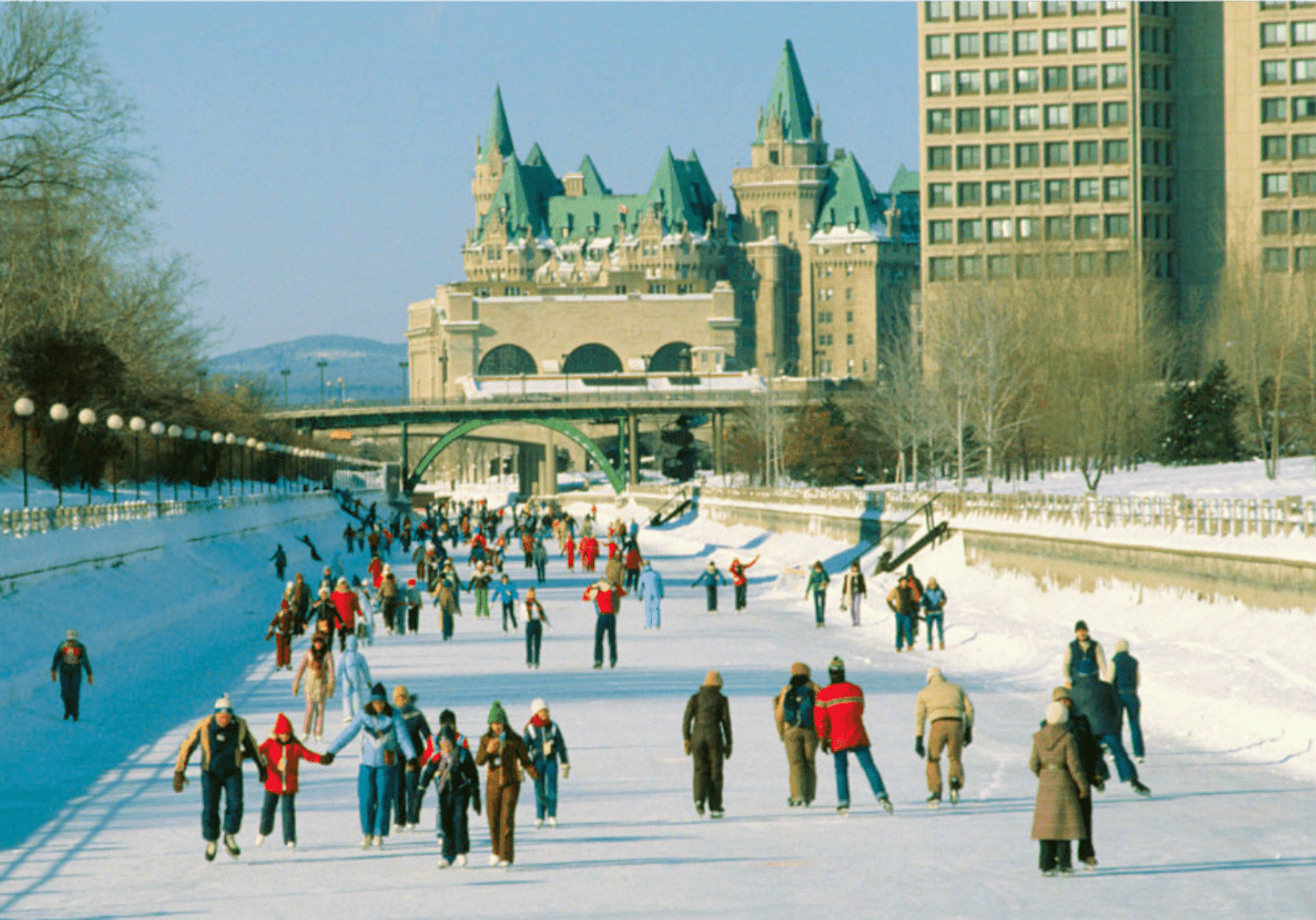 12 exceptionally cool places to take the kids ice skating