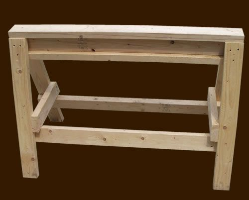 Build the Ultimate Sawhorses