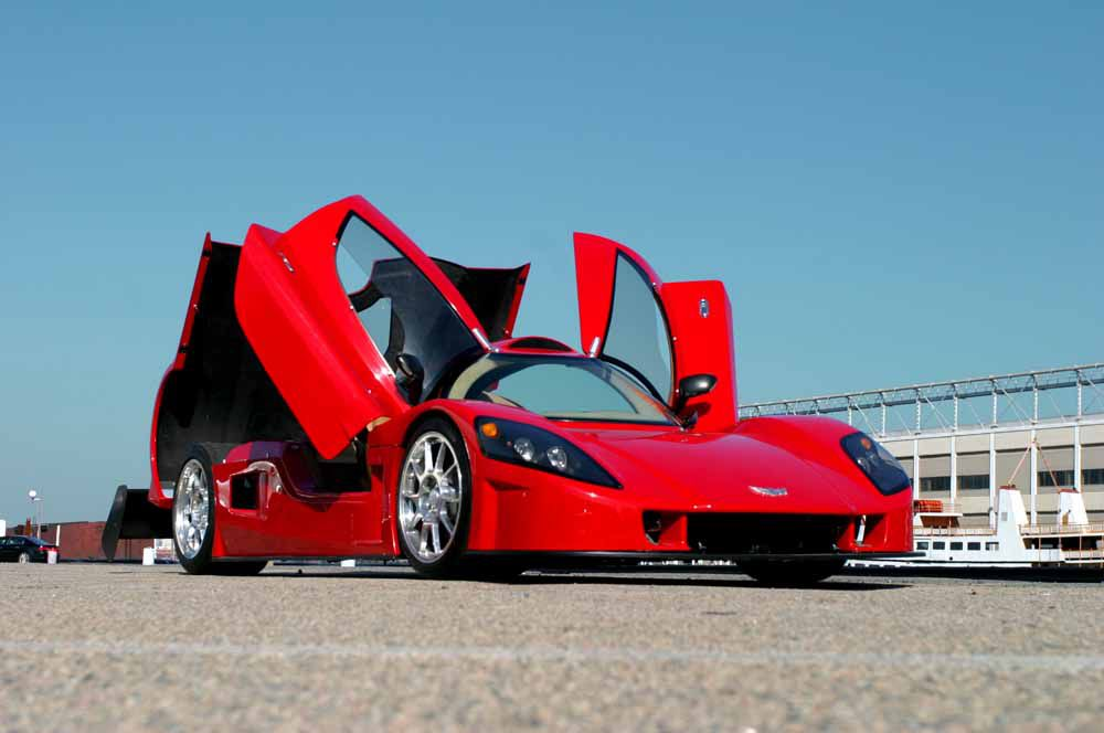 A List of the World\'s Fastest Cars