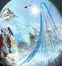 Shambhala, the new roller coaster coming in 2012 to PortAventura in Spain.
