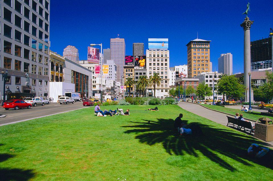 San Francisco Nightlife Is Hopping