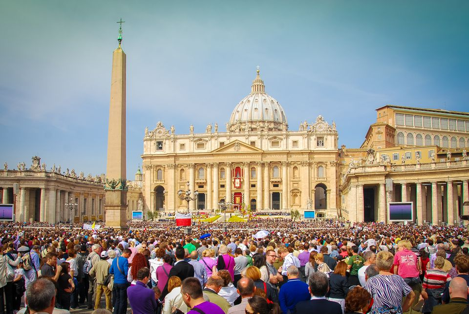 Easter Sunday - Rome, Italy