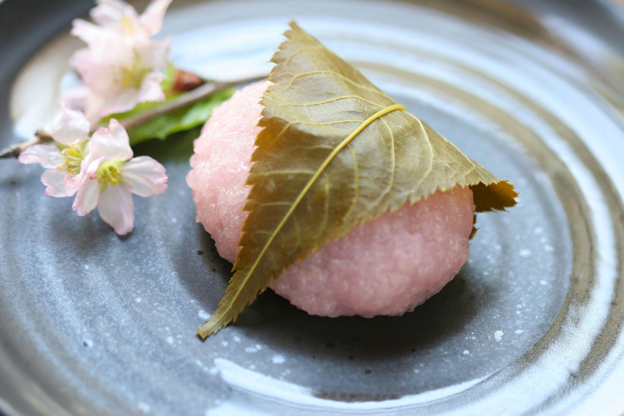 Japanese Rice Cakes Mochi